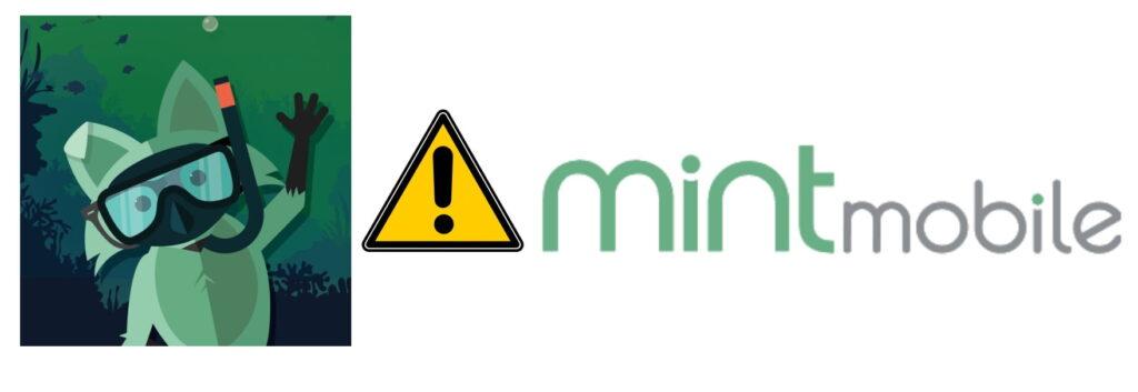 mint warning