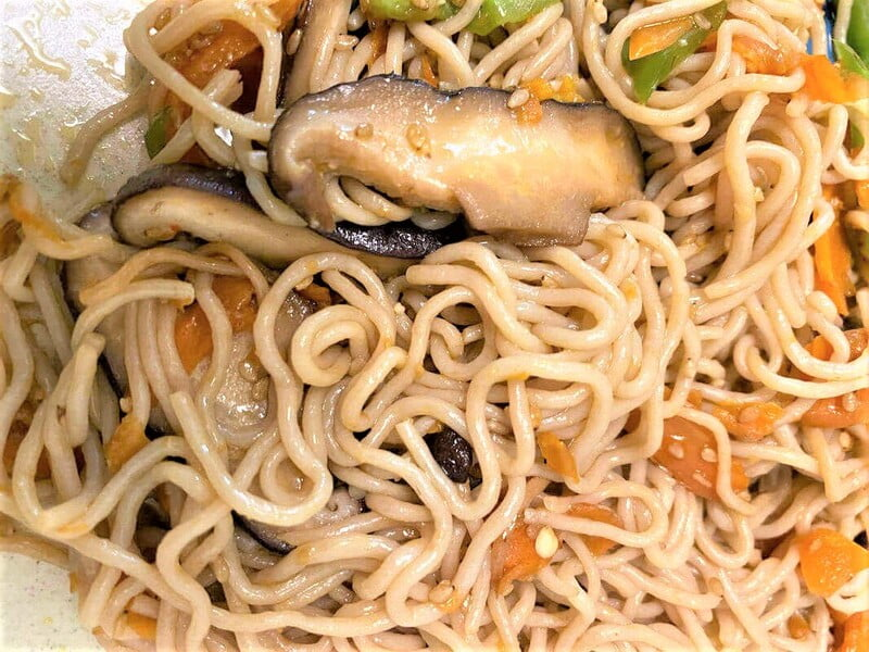 shirataki noodle