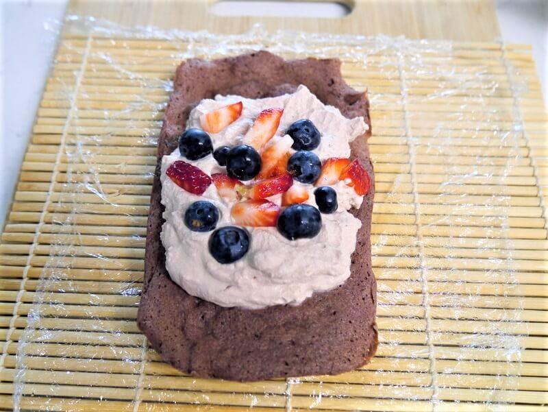 cake open