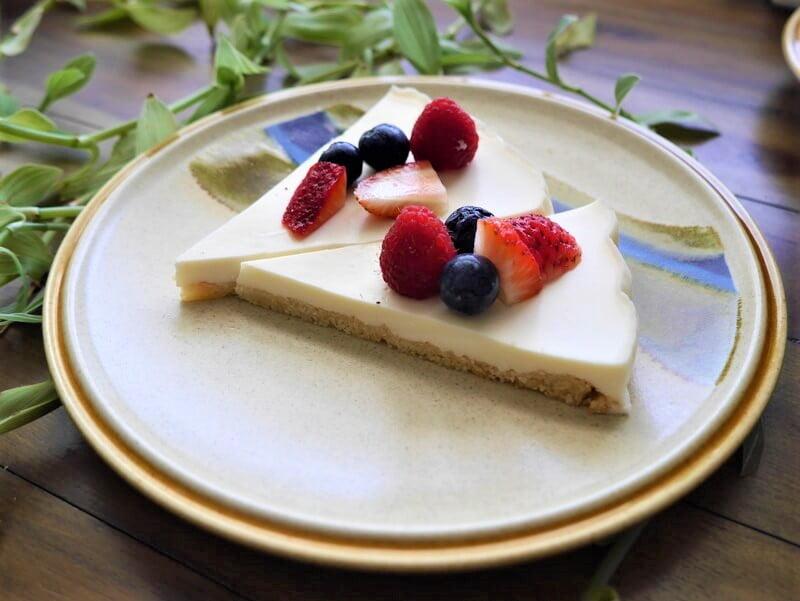 cheese cake crust