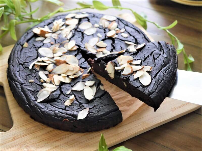tofu chocolate cake